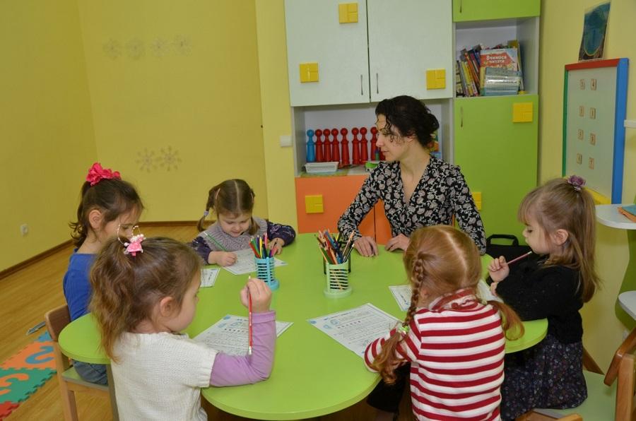 развивающий клуб для детей москва