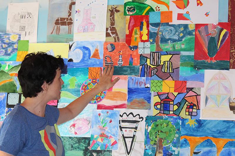 Зачем ребенку искусство